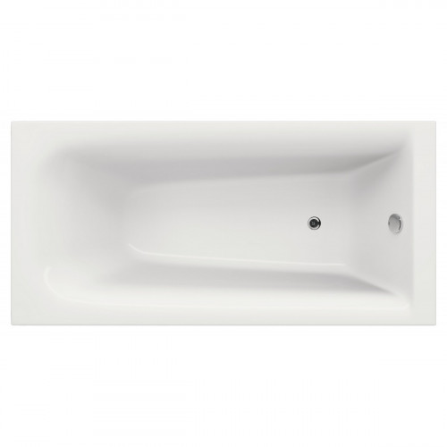 Ванна Bliss Merit 170х75 (+каркас) прямоугольная