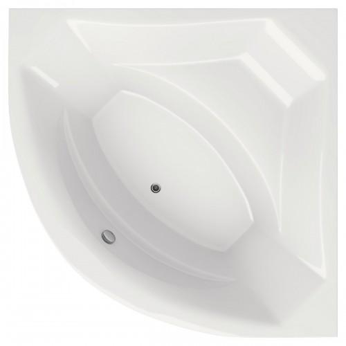Ванна Bliss Vesta 150x150 (панель + каркас) Угловая