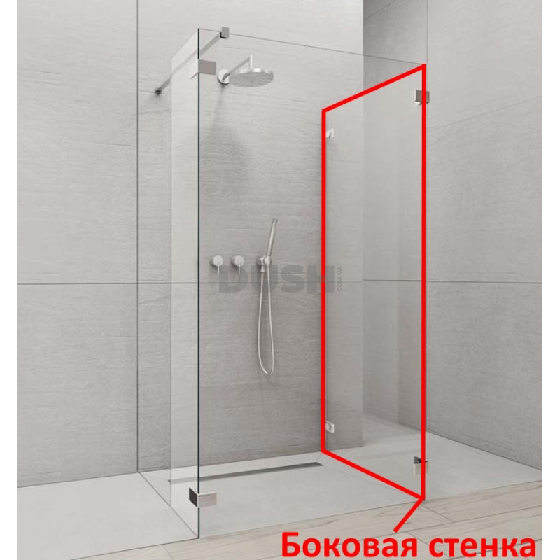 Бокова стінка Radaway Euphoria Walk-in IV (383152-01-01)