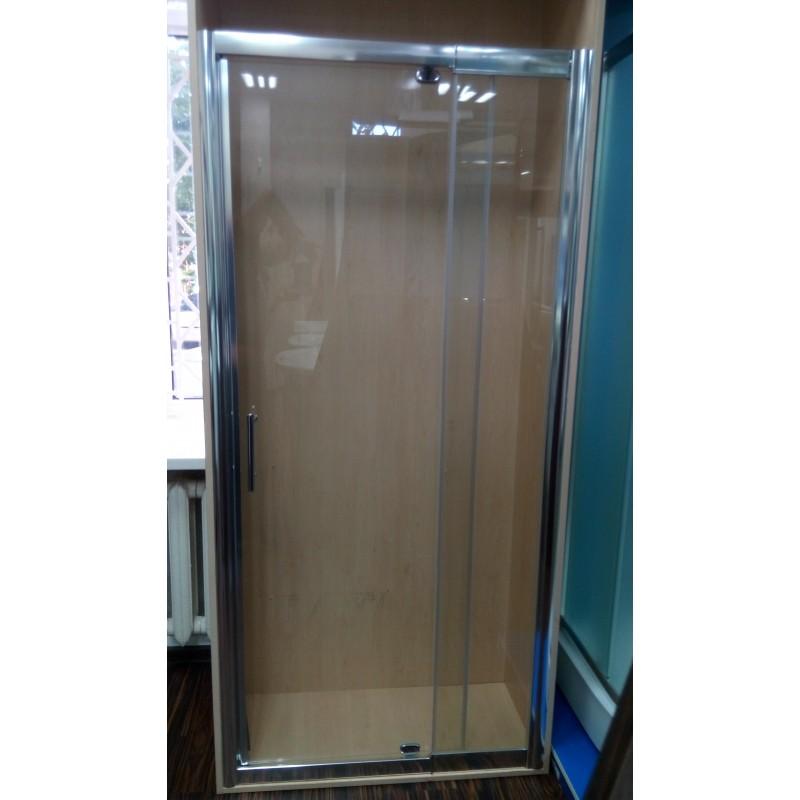 Душові двері Atlantis PF-15-2 100-110х190