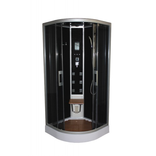 Гідромасажний душовий бокс Artex ART-L1-99 90х90х215