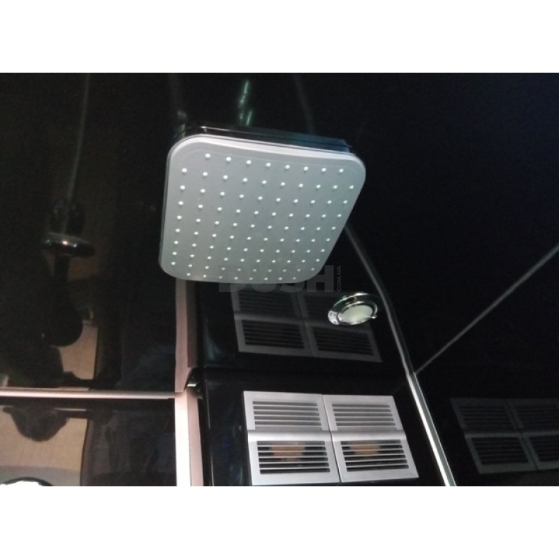 Гидромассажный душевой бокс Ocean K9-Fashion Low Square 90х90х215