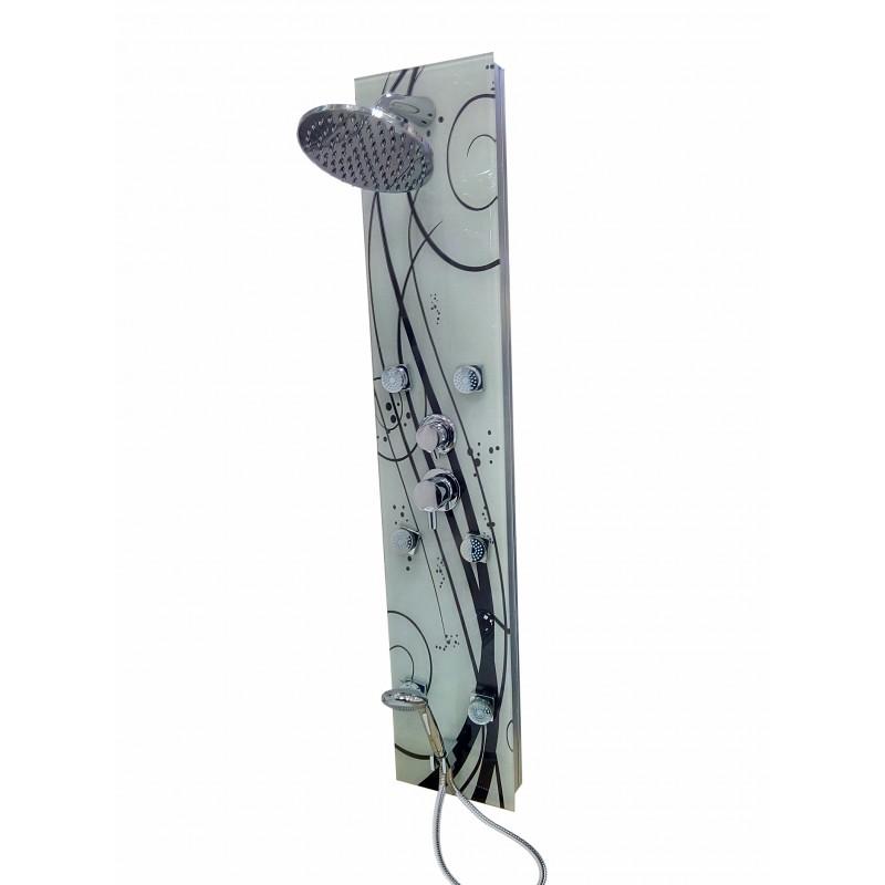Гидромассажная душевая панель ATLANTIS GL015
