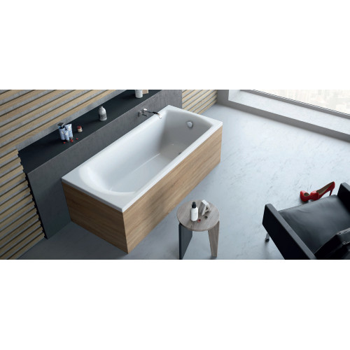 Ванна RADAWAY KEA 170x75 + ножки (WA1-04-170x075U)