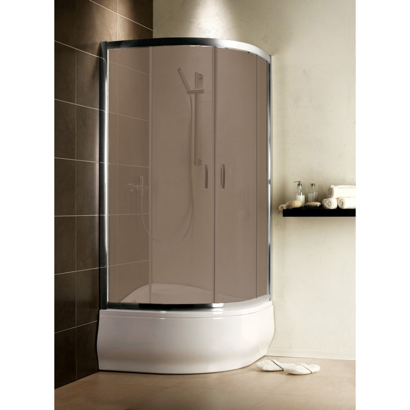 Radaway Premium Plus A 90x90x170 коричневая (30401-01-08N)