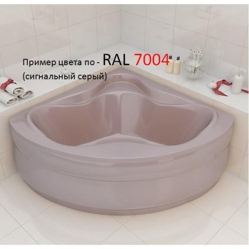 Ванна Redokss San Cesena серый цвет 136х136х57