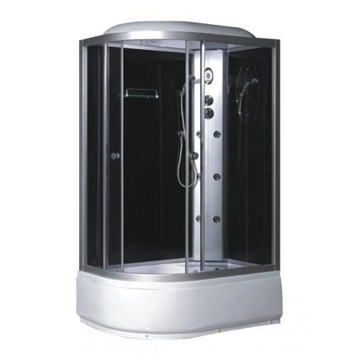 Гидромассажный душевой бокс FABIO TMS 886/40 R 120х80х215