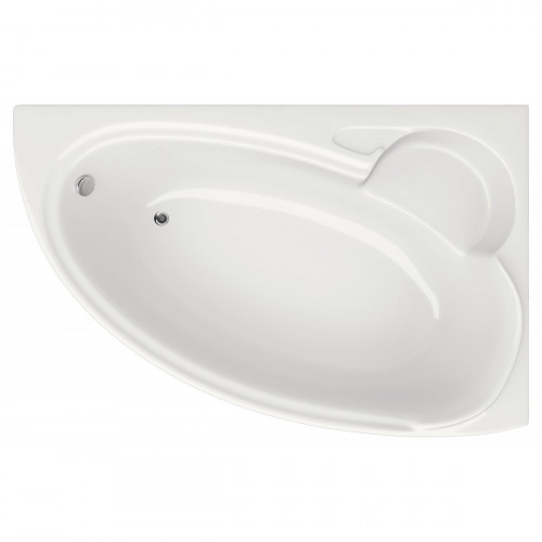 Ванна Bliss Belina 170х110 (панель + каркас) правая