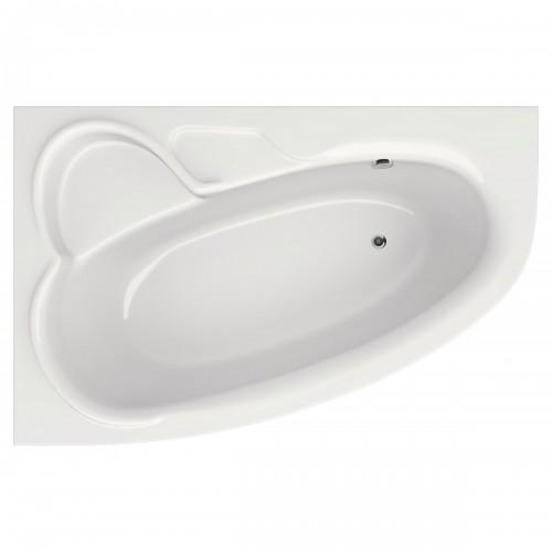 Ванна Bliss Milena 170х110 (панель + каркас) левая