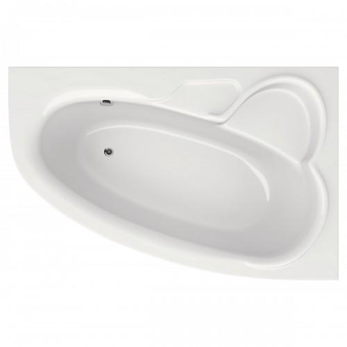 Ванна Bliss Milena 170х110 (панель + каркас) правая