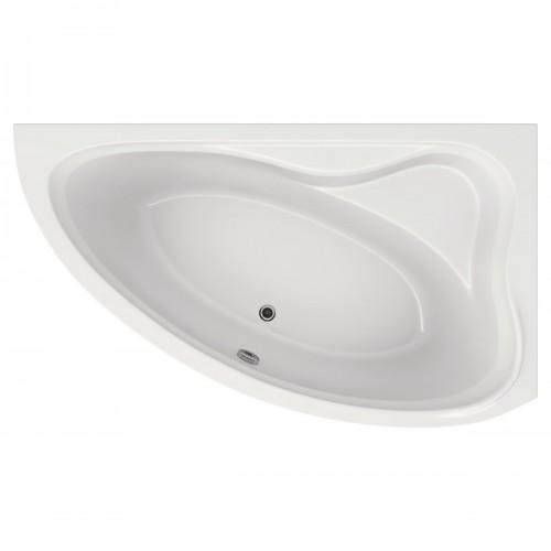 Ванна Bliss Fabia 160x100 (панель + каркас) правая