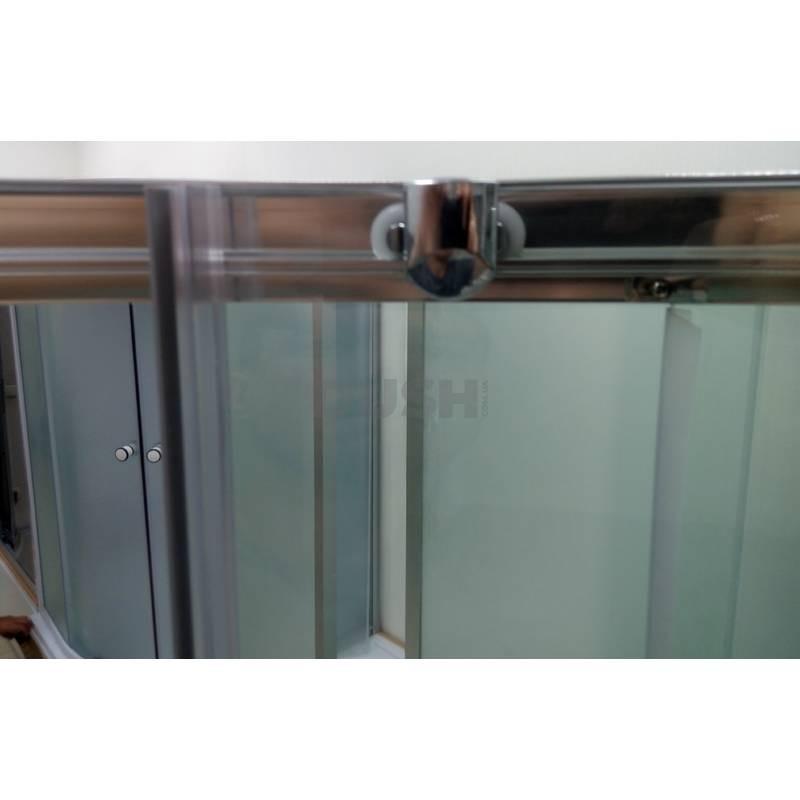 Душевая кабина Veronis KN-3-90 тонированное стекло 90х90х195