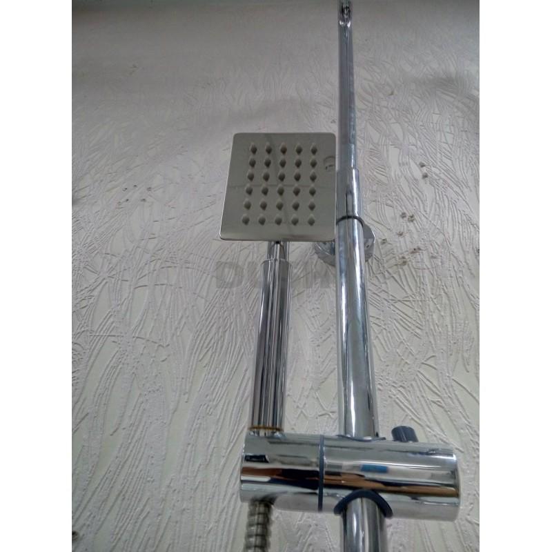 Душевая система VERONIS SKL-32518  в комплекте с смесителем (поворотный носик)