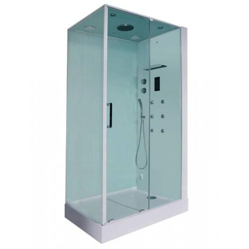 Гідромасажний душовий бокс Orans SR-86120BRS 120х90х220 правобічний без пара !!!