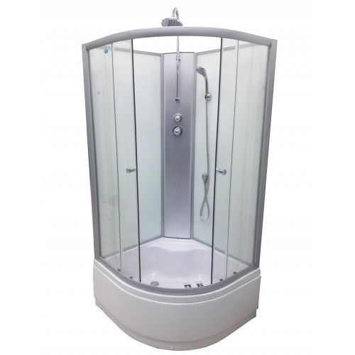 Душевой бокс Aqualife Space White  90х90х220