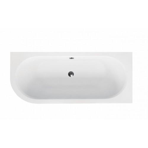 Ванна акриловая besco BESCO AVITA 150Х75 правая (соло) без ног