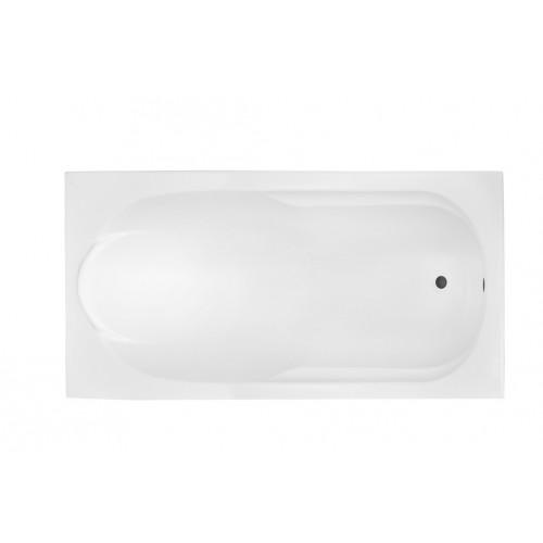 Ванна акриловая BESCO BONA 140х70 (соло) без ножек