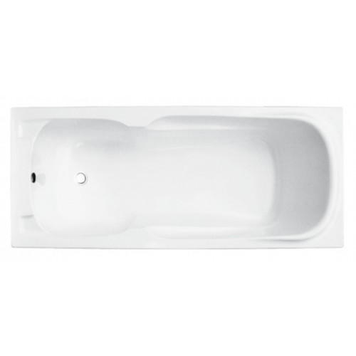 Ванна акриловая BESCO MAJKA NOVA 120x70 см. / 126 л. solo