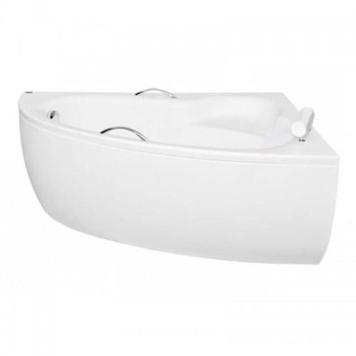 Ванна акриловая BESCO NATALIA 150х100 правая (solo) без ножек, без панели.