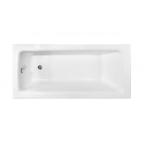 Ванна акриловая BESCO TALIA 110х70 (соло) без ножек