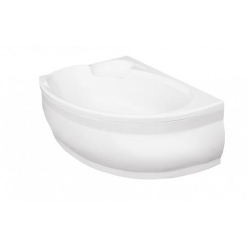 Ванна акриловая BESCO WENUS FINEZJA MAXI 170х110 левая (соло) без ножек и панели