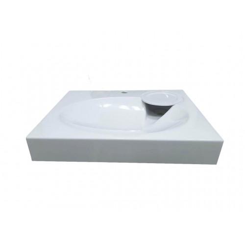 Акриловий умивальник на пральну машину Redokss San APR 013-2 60х50х9,5
