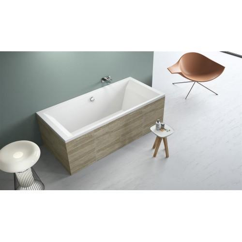 Акриловая ванна RADAWAY ITEA 190х90+ ножки WA1-28-190х090U