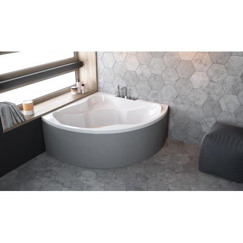 Ванна RADAWAY Keria 150х150 + ножки (WA1-37-150x150U)
