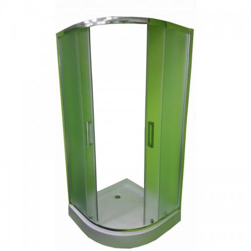 Душевая кабина Veronis KN-3-90 матовое стекло 90х90х180 без поддона