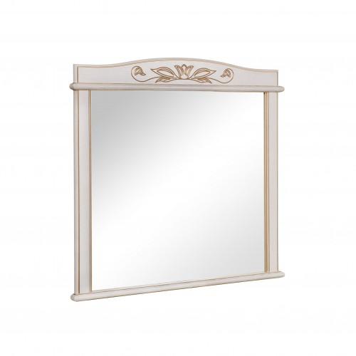 Зеркало Микела 100 см ваниль