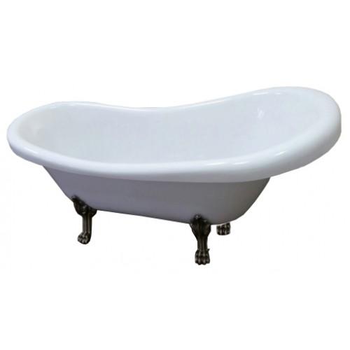 Акриловая ванна Atlantis C-3015 бронза (без перелива) 170х74х76