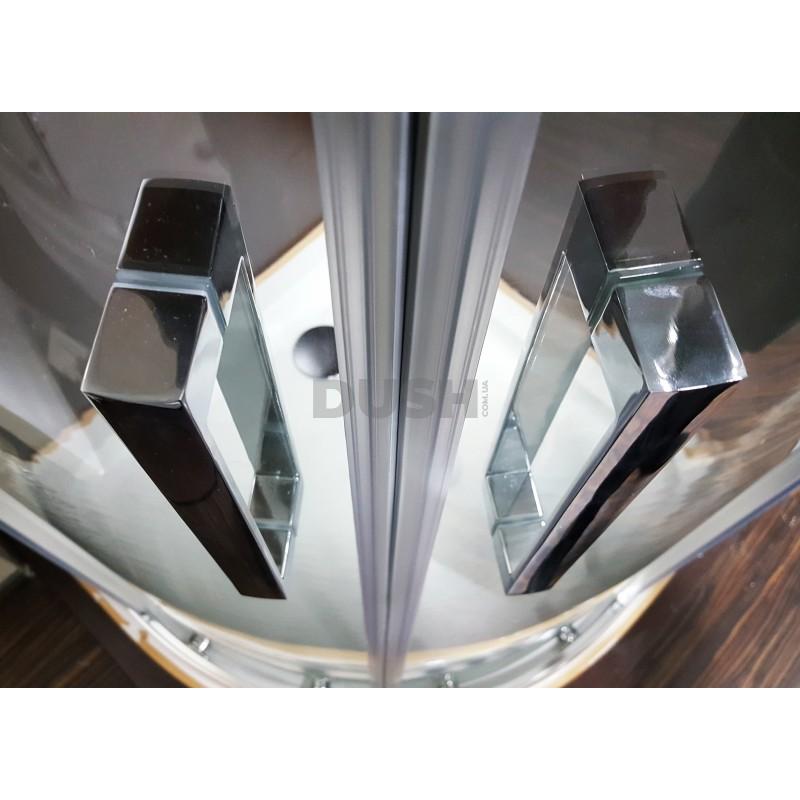 Душевая кабина Veronis KN-3-100 PREMIUM 100х100х204 прозрачное стекло