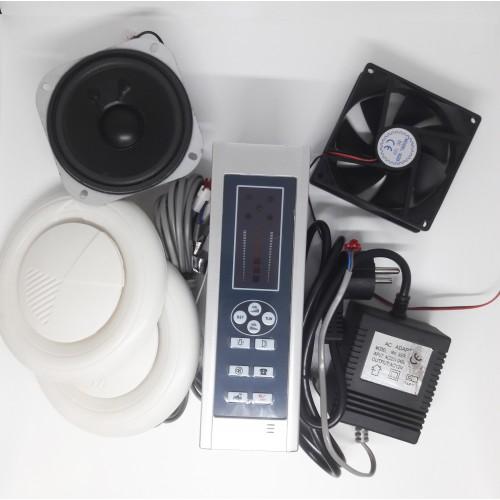 Пульт управління кнопковий з радіо і телефоном. (Повний комплект)