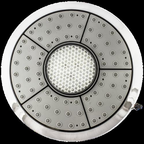 Лейка кругла, стельова, діаметром 23,5 см. C підсвічуванням