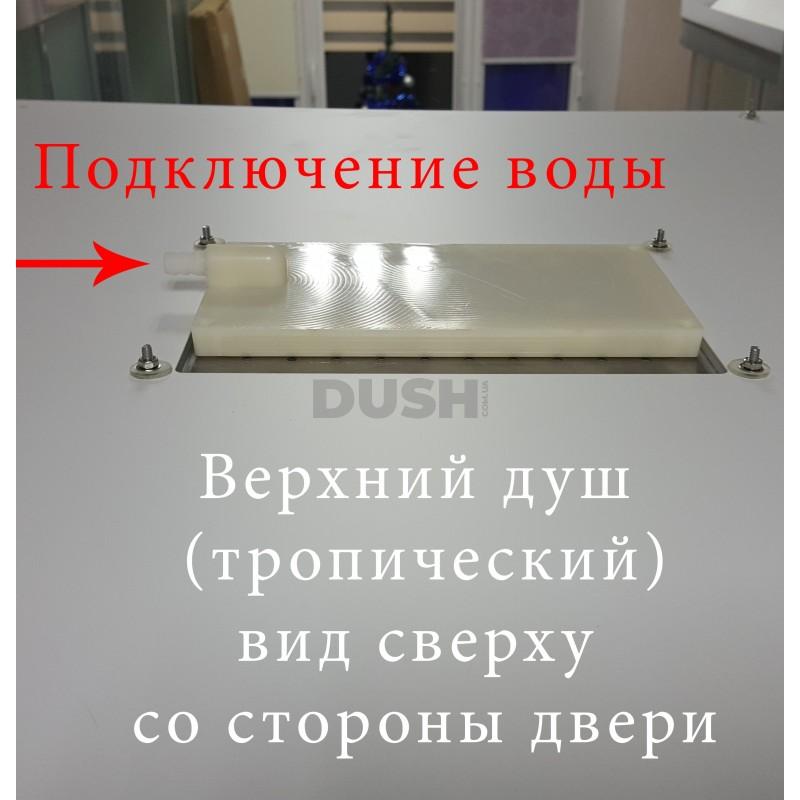 Душевой бокс VERONIS BN-1-04 90х90х208