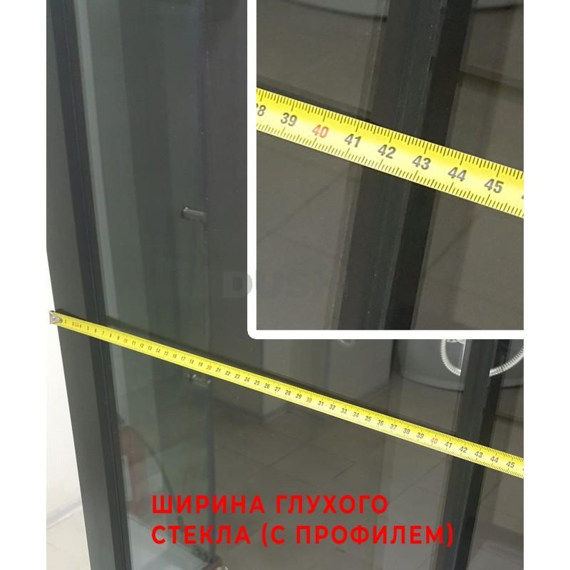 Душевой бокс VERONIS BKN-1-08 90х90х193 (без крыши)
