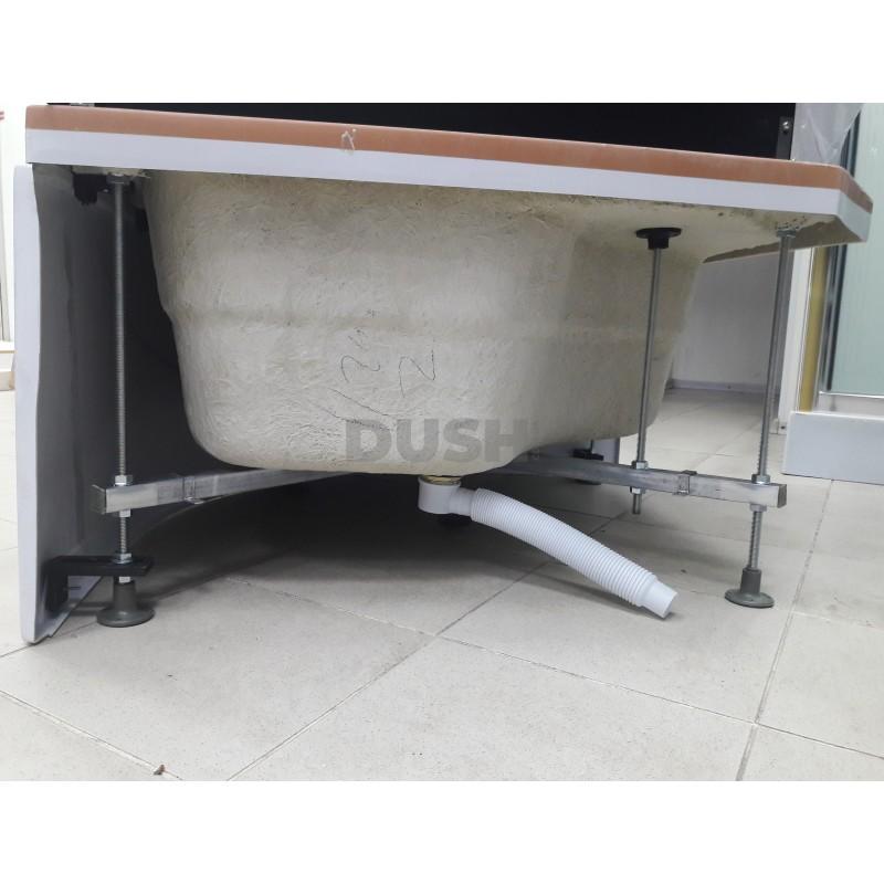 Душевой бокс VERONIS BKV-1-06 90х90х193  (без крыши)