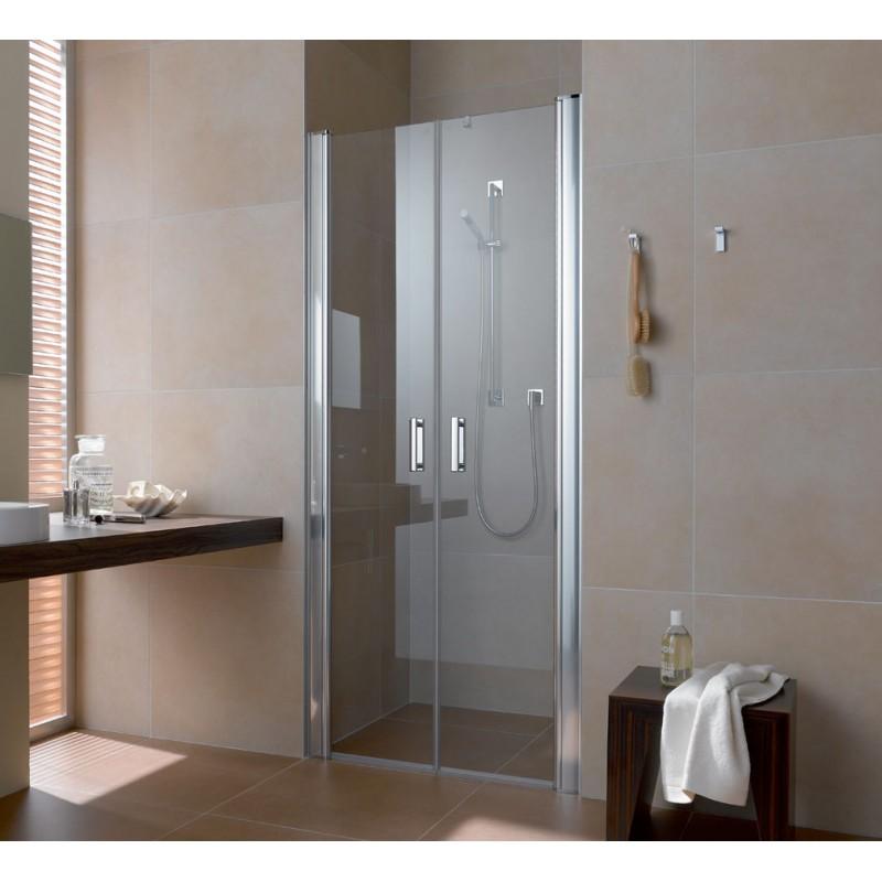 купить душевые двери Gronix Pivot 600 мм размеры любые