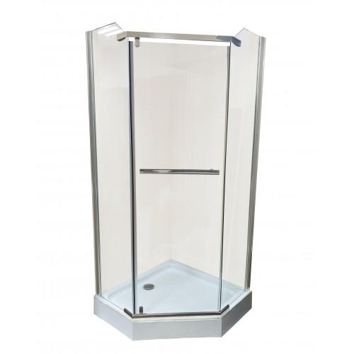Душевая кабина Diamond Premium DP006 90х90х205