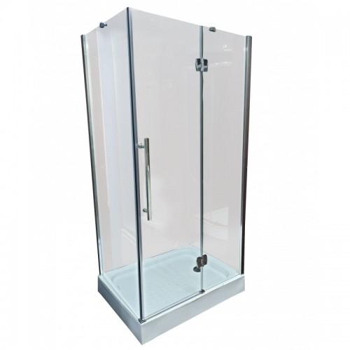 Душевая кабина Diamond Premium DP004 прозрачное стекло 120х80х205