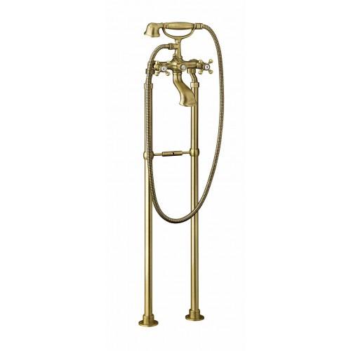 Змішувач для ванни Besco OTYLIA / AMELIA (бронза) ретро (5605)