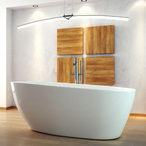 Отдельностоящая Ванна GOYA XS ретро 142x62 с сифоном клик-клак