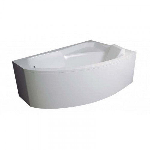Ванна акриловая BESCO RIMA 130х85 правая (соло) без ножек