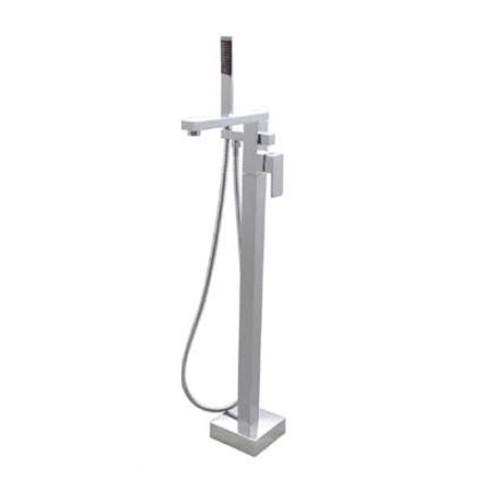Змішувач для ванни Besco VARIUM (хром)