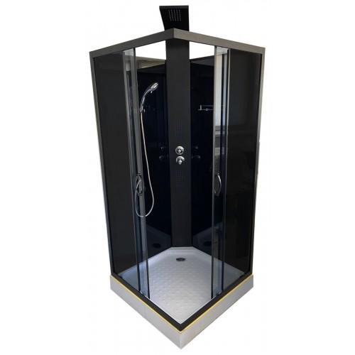 Душевой бокс Diamond Premium DP-158 90х90х225