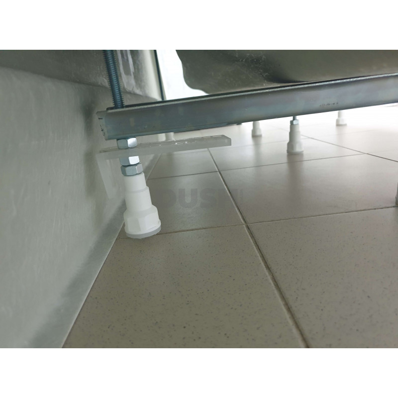 Ванна акриловая REDOKSS SAN Alento 180х70х46