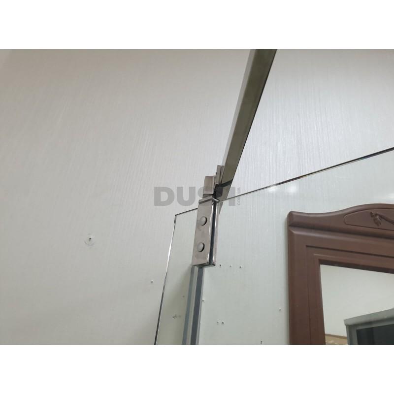 Душевая кабина VERONIS KN-16-12 chrome 120х80х190