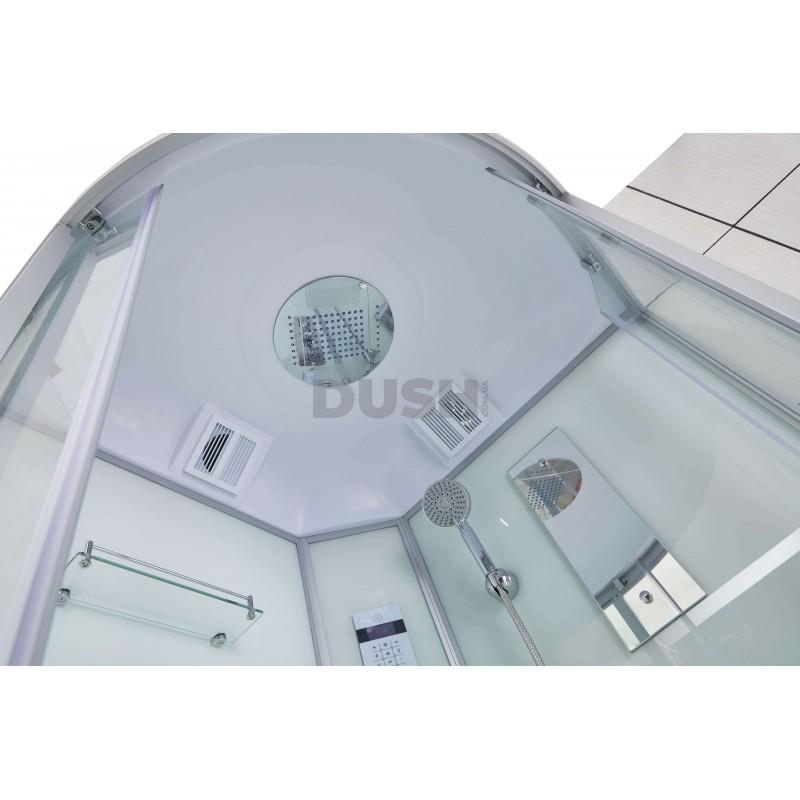 Душевой бокс Dusel DSC-DU511-100S 100х100х215