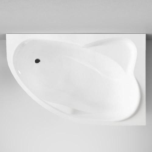 Ванна акриловая AM.PM Bliss L 170x115 W53A-170R115W-A правосторонняя