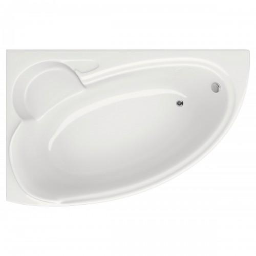 Ванна Bliss Belina 170х110 (панель + каркас) левая